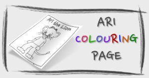 Ari's Colouring Page