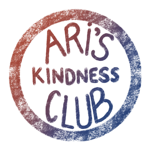 Ari's Kindness Club Logo