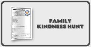 Family Kindness Hunt