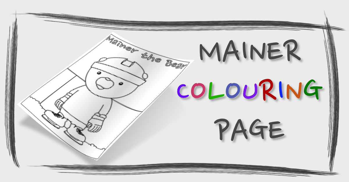 Mainer Colour Page Banner